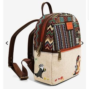 Loungefly Bags - Loungefly x Disney Pocahontas Mini Backpack